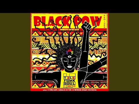 Black Pow (feat. Jimmy Luv) (Braap Remix)