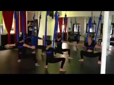ANTIGRAVITY FITNESS - wellness center