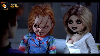 Chucky'nin Tohumu - Chucky Oğluyla Tanışıyor (2004) |HD