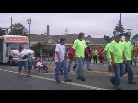 Massena Labor Day Parade 2013