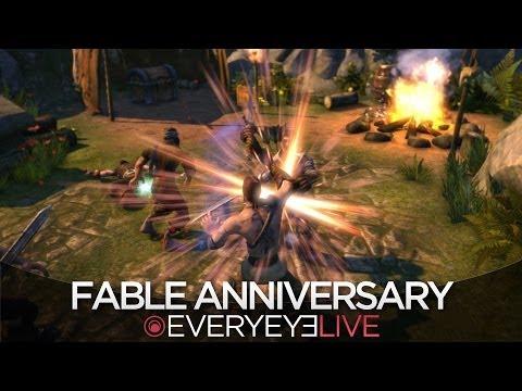 Fable Anniversary (XBOX 360) - Everyeye Live ITA