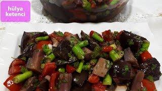 Sirkeli Patlıcan Turşusu Tarifi - Hülya Ketenci - Turşu Tarifleri