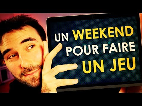 D'EXCELLENTS JEUX FAITS EN UN WEEKEND ! | Ludum Dare