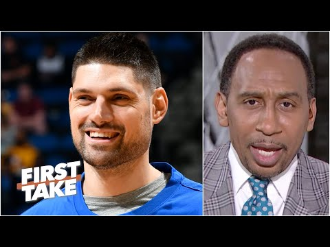 Stephen A. reacts to the Magic trading Nikola Vucevic to the Bulls | First Take