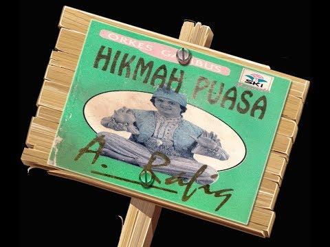A. Rafiq - Hikmah Puasa