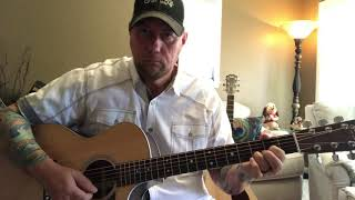 Husbands and Wives - Cody Johnson / Brooks and Dunn (guitar lesson)