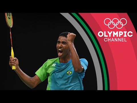 Ygor goes from Favela Beginnings to Badminton Trailblazing | 5 Lives