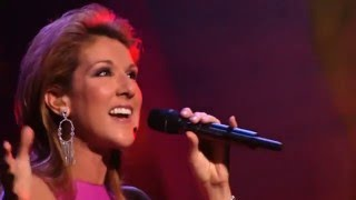 Celine Dion - That's The Way It Is (Live World Children's Day 2002) HD 720p