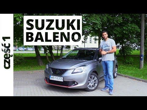 Suzuki Baleno 1.0 BoosterJet 110 KM, 2017 - Test AutoCentrum.pl #336
