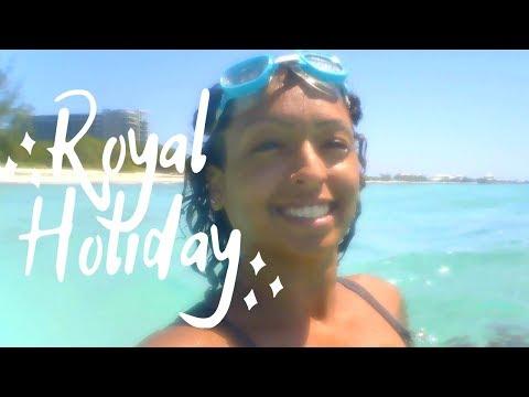 A ROYAL Public Holiday in GRAND CAYMAN! Beach Fun & Backyard Shenanigans!