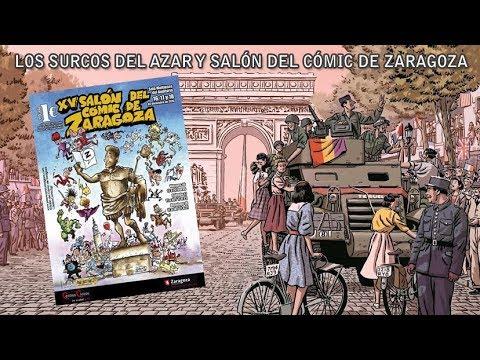 los-surcos-del-azar-y-salón-del-cómic-de-zaragoza