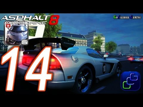 Asphalt 8: Airborne Walkthrough - Part 14 - Career Season 3: Street Rules