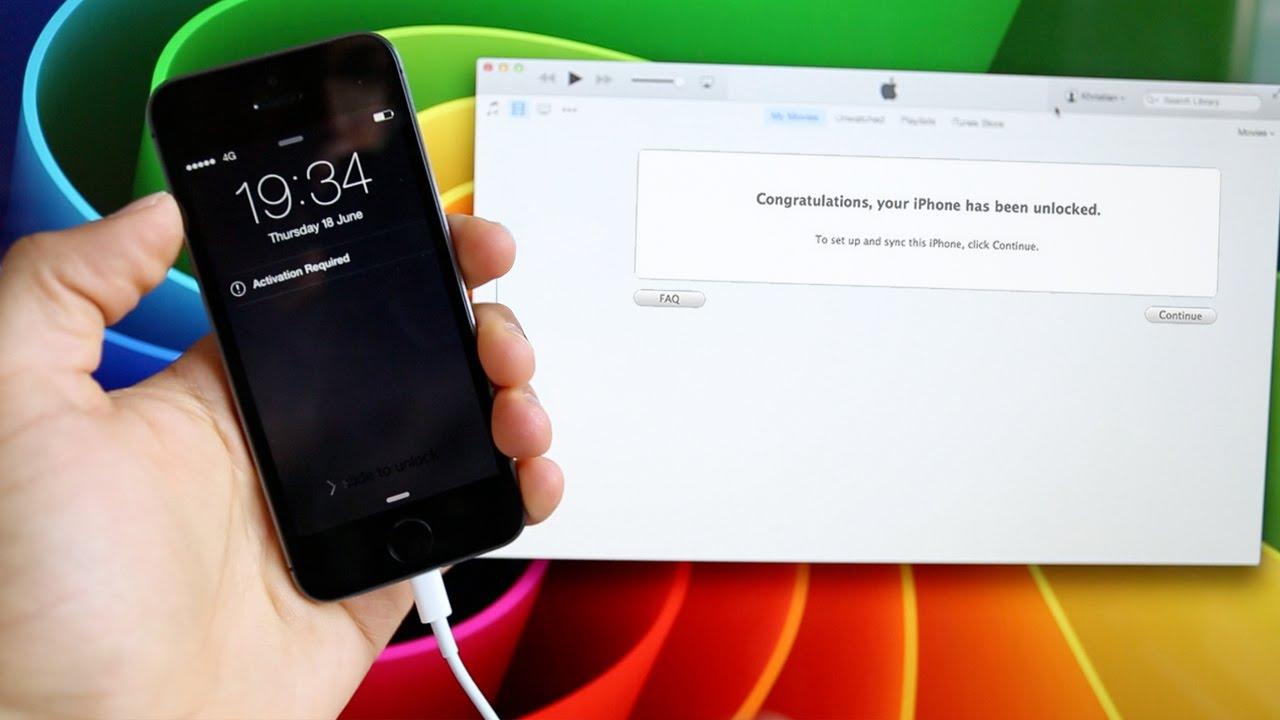147891fb782 Liberar IPhone - Como Liberar un IPhone 5s, 6, 5, 5c, 4s, 4, 6 plus /  cualquier iOS - YouTube