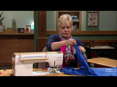 Sewing With Nancy - The Absolute Easiest Way to Sew, Part 1