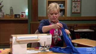 Sewing With Nancy - The Absolute Easiest Way to Sew, Part 1 thumbnail