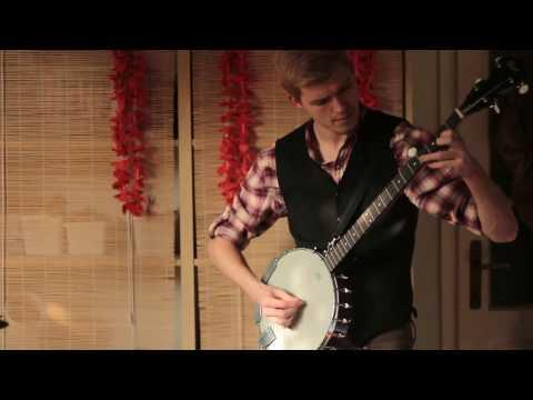 Ed Sheeran - Nancy Mulligan (banjo Cover)