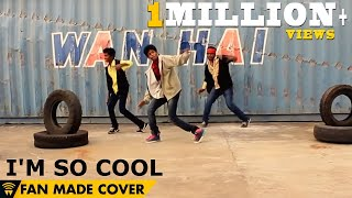 Cover images I'm So Cool - Kaaki Sattai | Fan Made Video | J Step Crew | #MyKaakiSattai