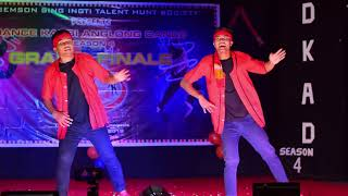 Ethak MAnai at DKAD 2019 Grand Finale 2019