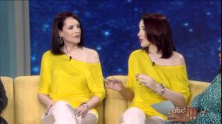 The Psychic Twins on The View