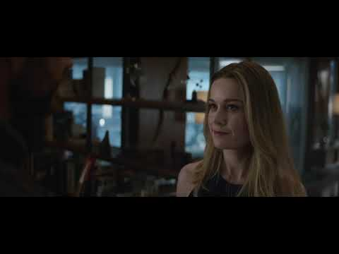 Avengers Endgame 2019   Official Special Look Trailer