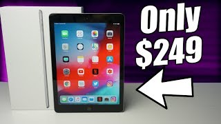Apple iPad (6th Gen) 2018: The Budget Beast!!!