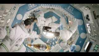 Astronauta Antarctica Sub Zero AlmapBBDO