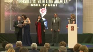 """Semiha Yavuz Osmanlı Kadınları Derneği Başkanı """"Yılın Sosyal Yardım Projesi Ödülü"""""""