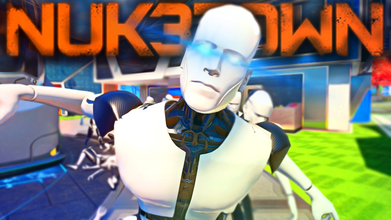 "Black Ops 3 Nuk3town ""EASTER EGG DEFINITIVO"" (Call Of Duty: Black Ops 3 SECRETO)"