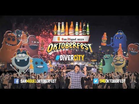 San Miguel Oktoberfest 2017 #DiverCity