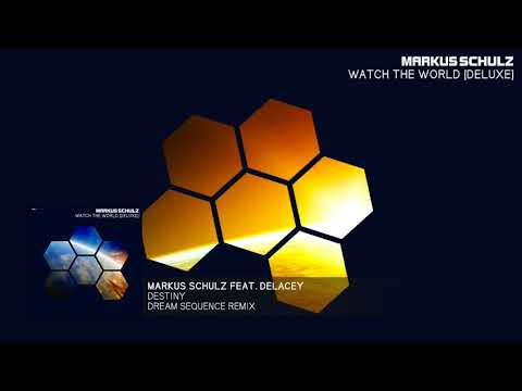 Markus Schulz featuring Delacey - Destiny (Dream Sequence Remix)