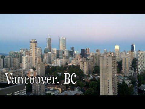 Weekend in Vancouver