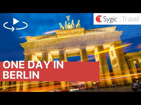 One day in Berlin 360° Travel Guide