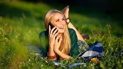 How to Flirt on the Phone   Flirting Lessons