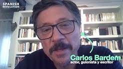 """""""Desde casa"""" con Carlos Bardem"""