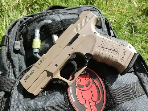 Umarex Walther CP99 Co2 Air Pistol - Full Review
