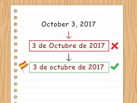 write-the-date-in-spanish