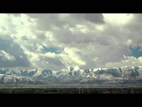 Oquirrh Mountains Time Lapse 2010 1026