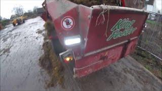 "Fitting Nilight 6.5"" Flood Lights on the Feeder Wagon"