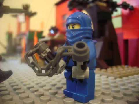 lego ninjago battle part 1