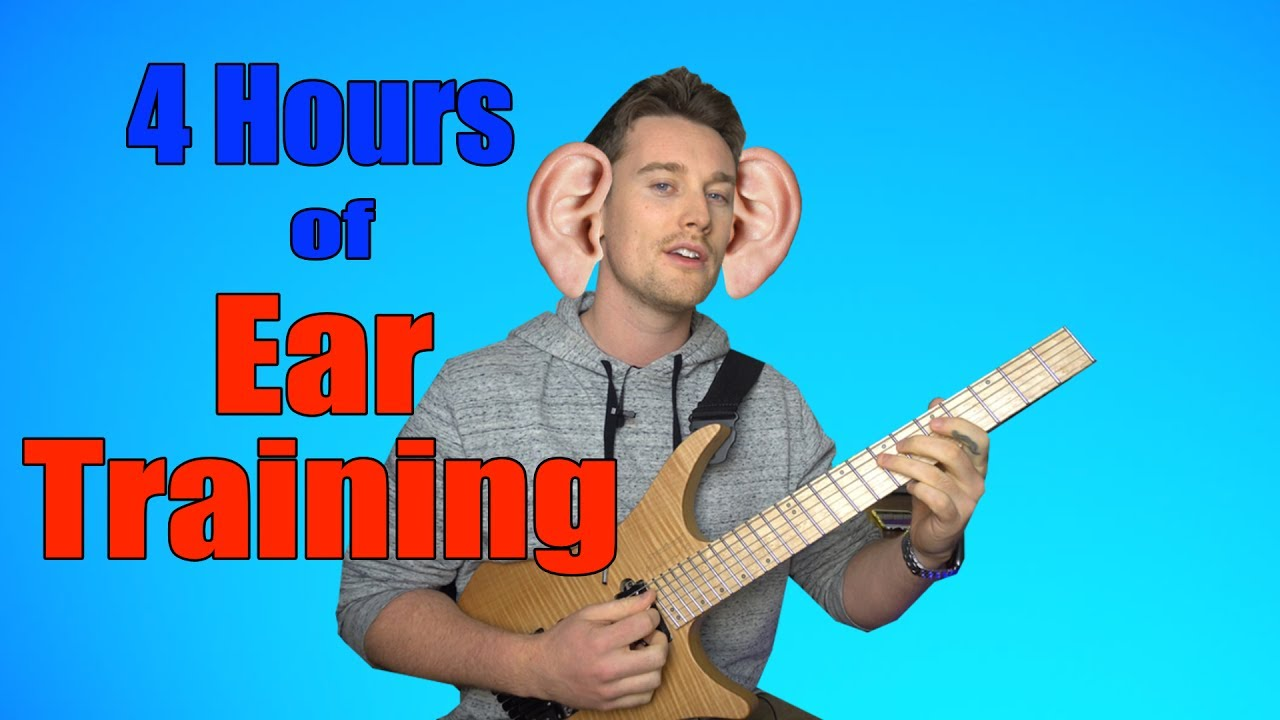 how to train your guitar ear