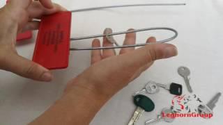 Cableseal RFID KEYHOLDER