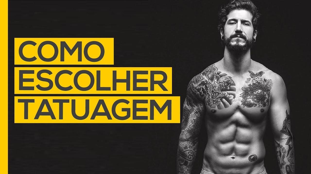 Como Escolher Tatuagem Homem como escolher uma tatuagem | 6 dicas de tatuagem masculina