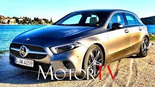 Test drive : 2018 mercedes-benz a class (eng)