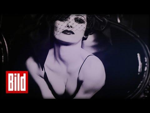 Josefine Preuss als Femme Fatal von Ellen von Unwerth inszeniert
