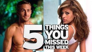 ryan gosling knocked up eva mendes this is 5 things you missed this week