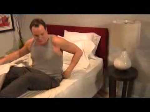 Englander Mattress Commercial Featuring Jackamoe Buzzell