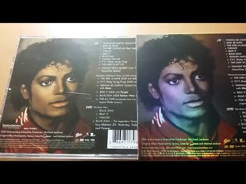 Unboxing: Thriller (25th Anniversary...