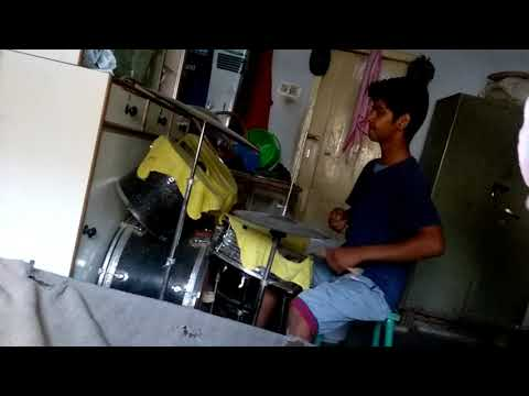 Rock on bro drum cover