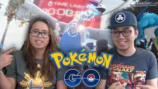 POKEMON GO LEGENDARY POKEMON TRAILER REACTION