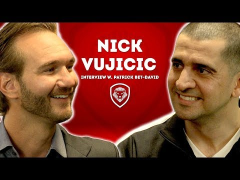 Nick Vujicic- Overcoming Suicide & Bullying with No Arms, No Legs